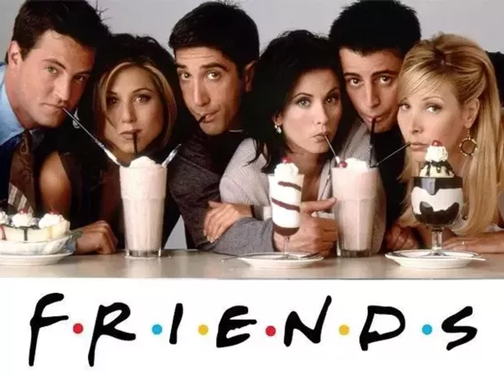 """Which """"Friends"""" character are you in your friend group?"""