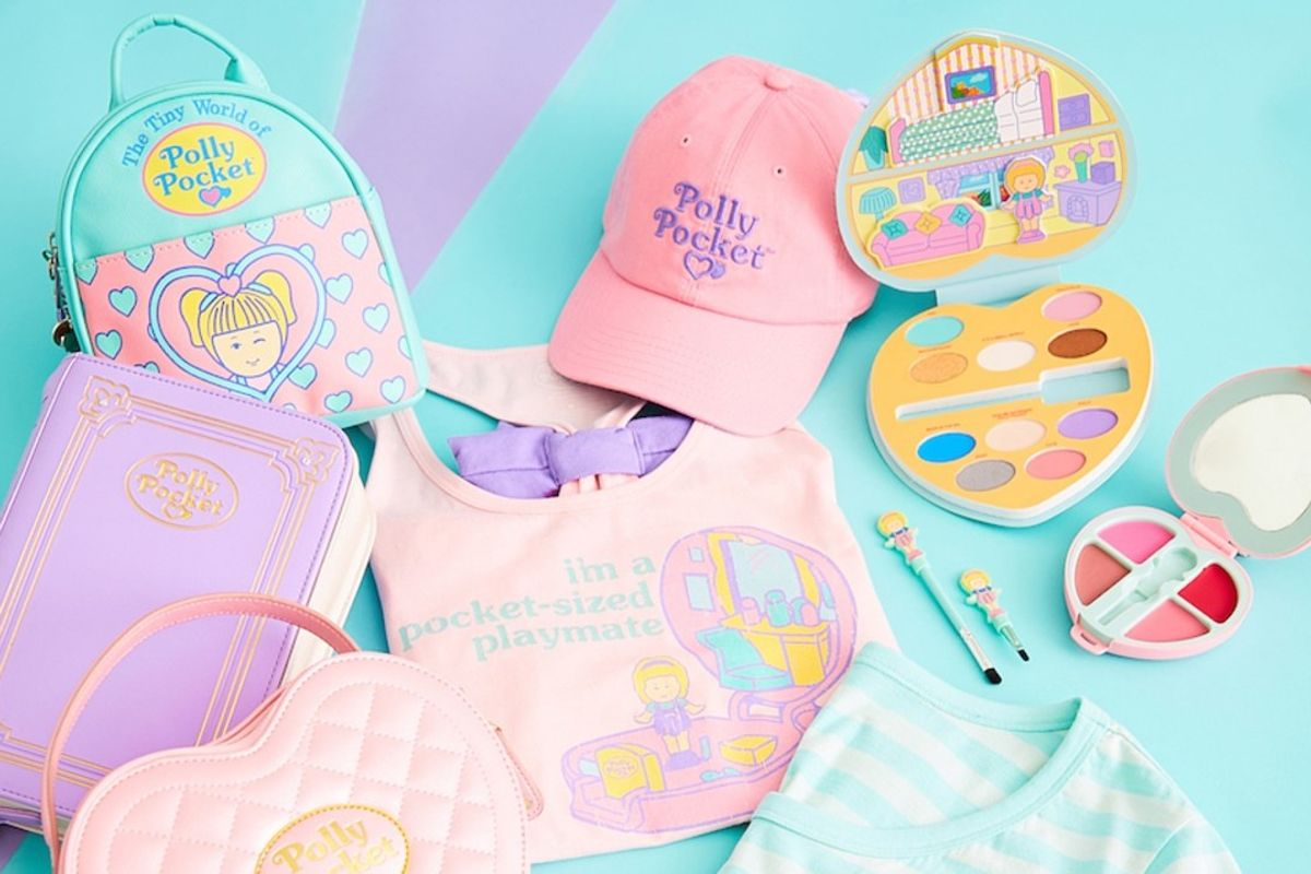 Polly Pocket Makeup Is Here