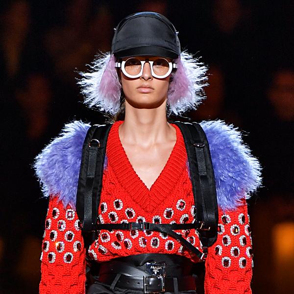 Prada Went Frankenstein, But Made It Fashion