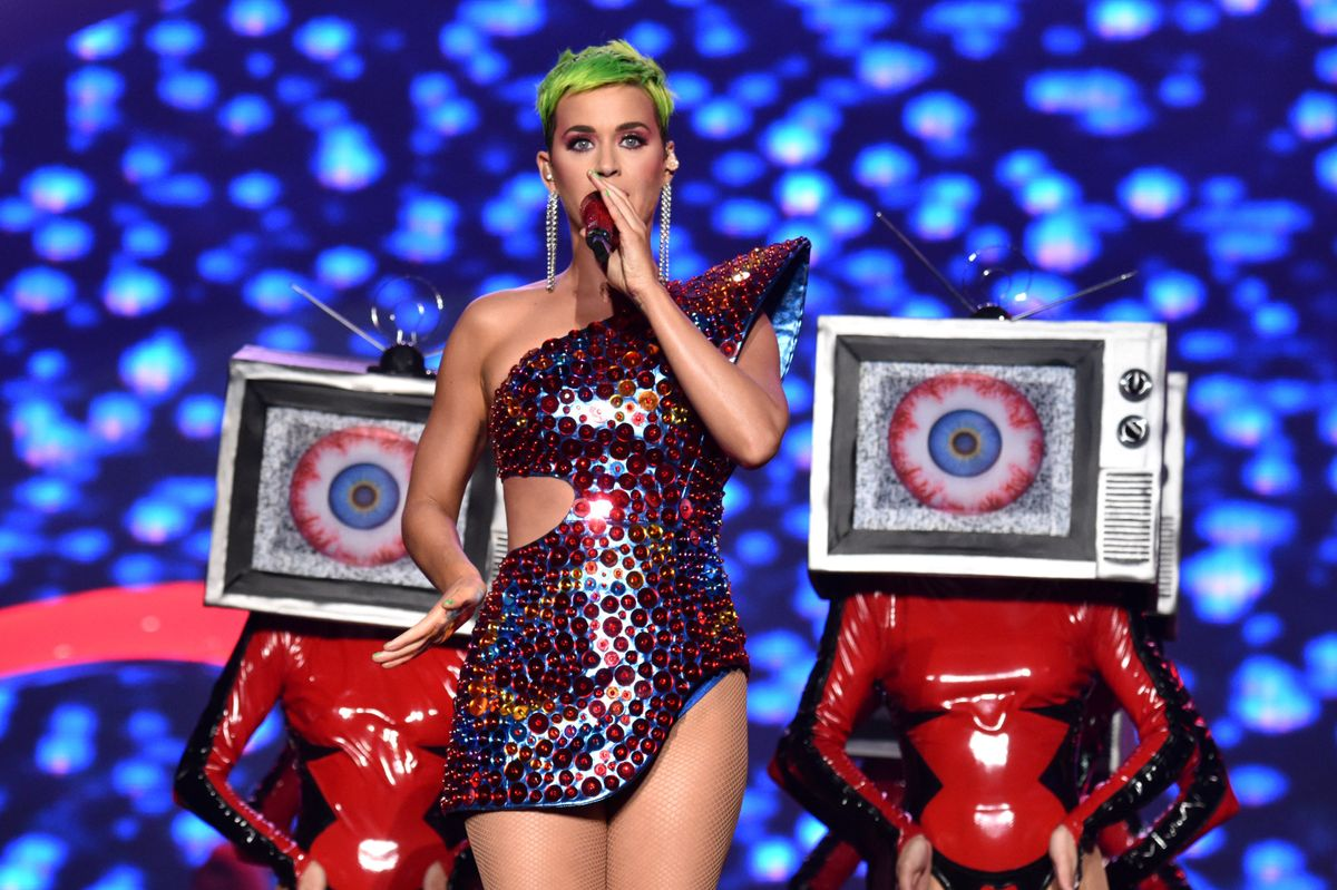 Katy Perry Was Suspended From 6th Grade for Humping a Tree