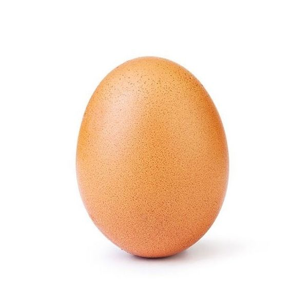 This Egg Is More Popular Than Kylie Jenner