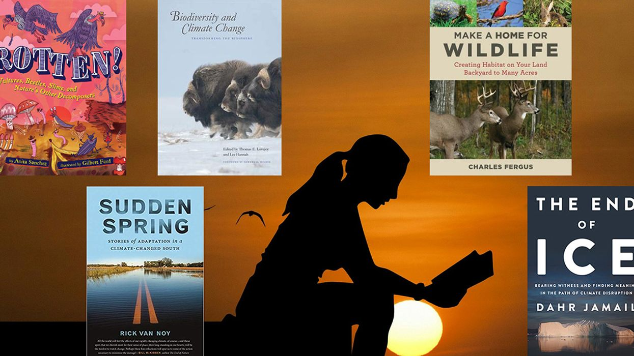 New Year, New Books: The 14 Best Environmental Books of January