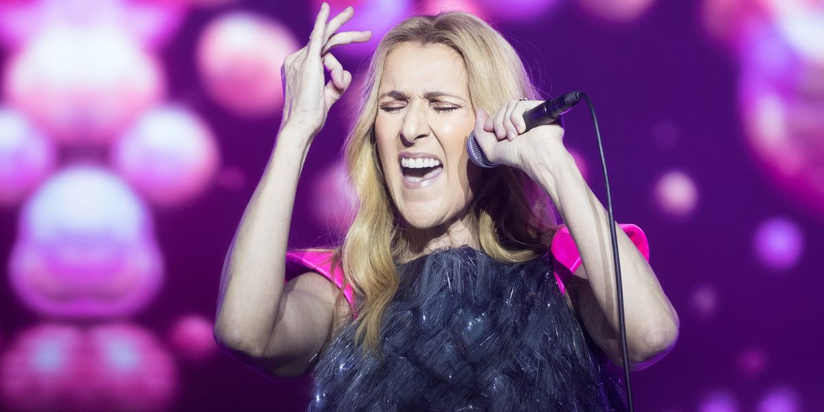 Celine Dion Is The Latest to Pull Her R. Kelly Collab