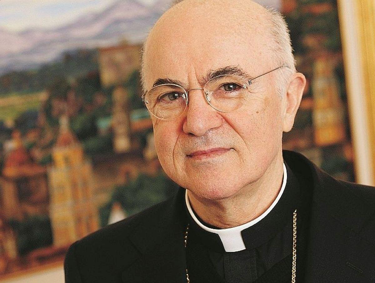 Monsignor Viganò scrive a McCarrick: «Confessa i crimini e pentiti in pubblico»