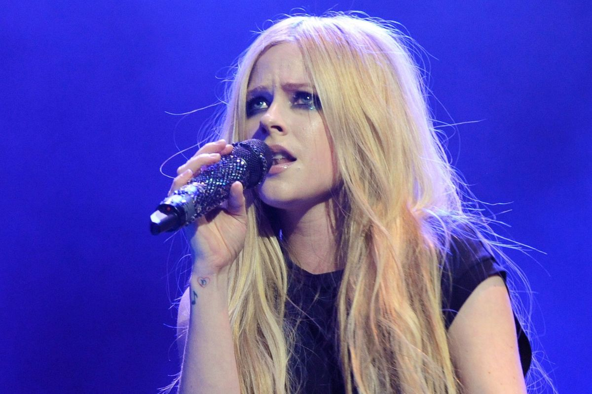 Did You Know Avril Lavigne Is a Christian Rock Artist Now?