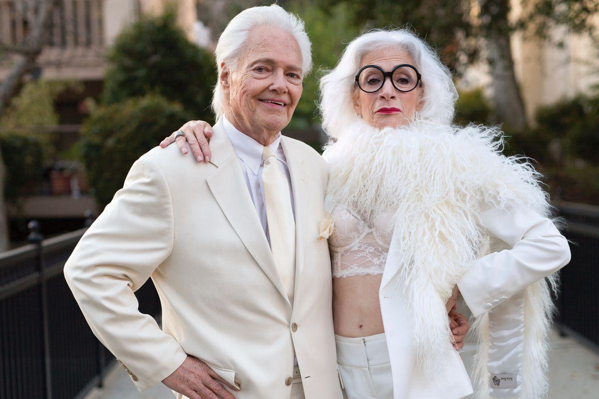 'Advanced Love' Captures Stylish Senior Couples