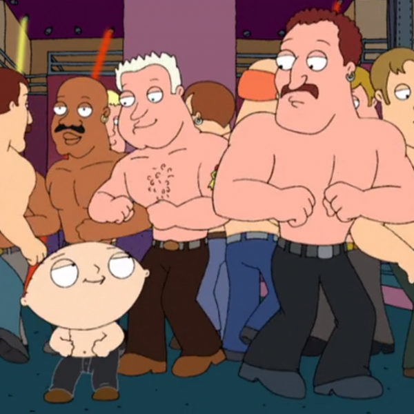 After 20 Years, 'Family Guy' Says It's Done With Gay Jokes