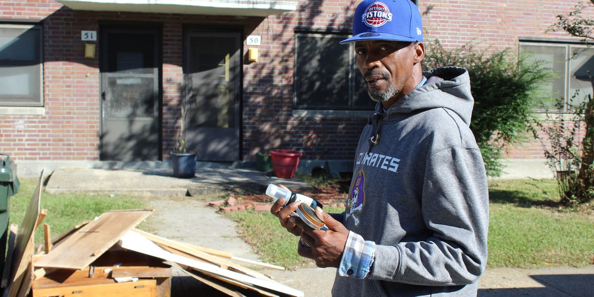 Lingering long after a storm, mold and mental health issues