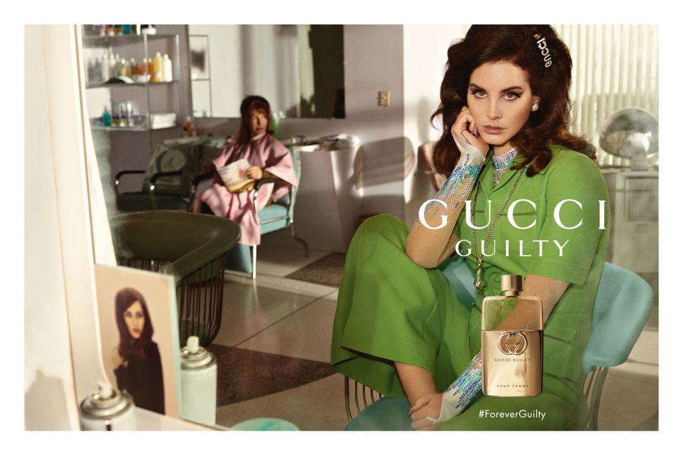 Jared Leto And Lana Del Rey Star In Gucci Guilty Campaign Paper