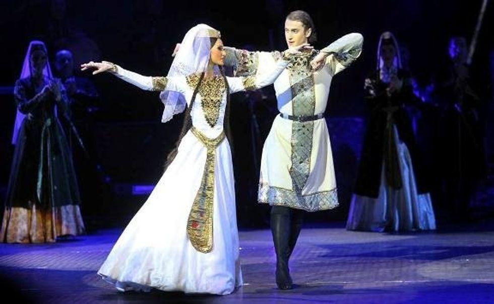 A Georgian Dance
