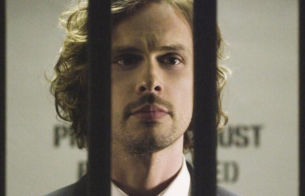 Excuse Me As I Go Sob Over The End Of The Dr. Reid And Criminal Minds Era
