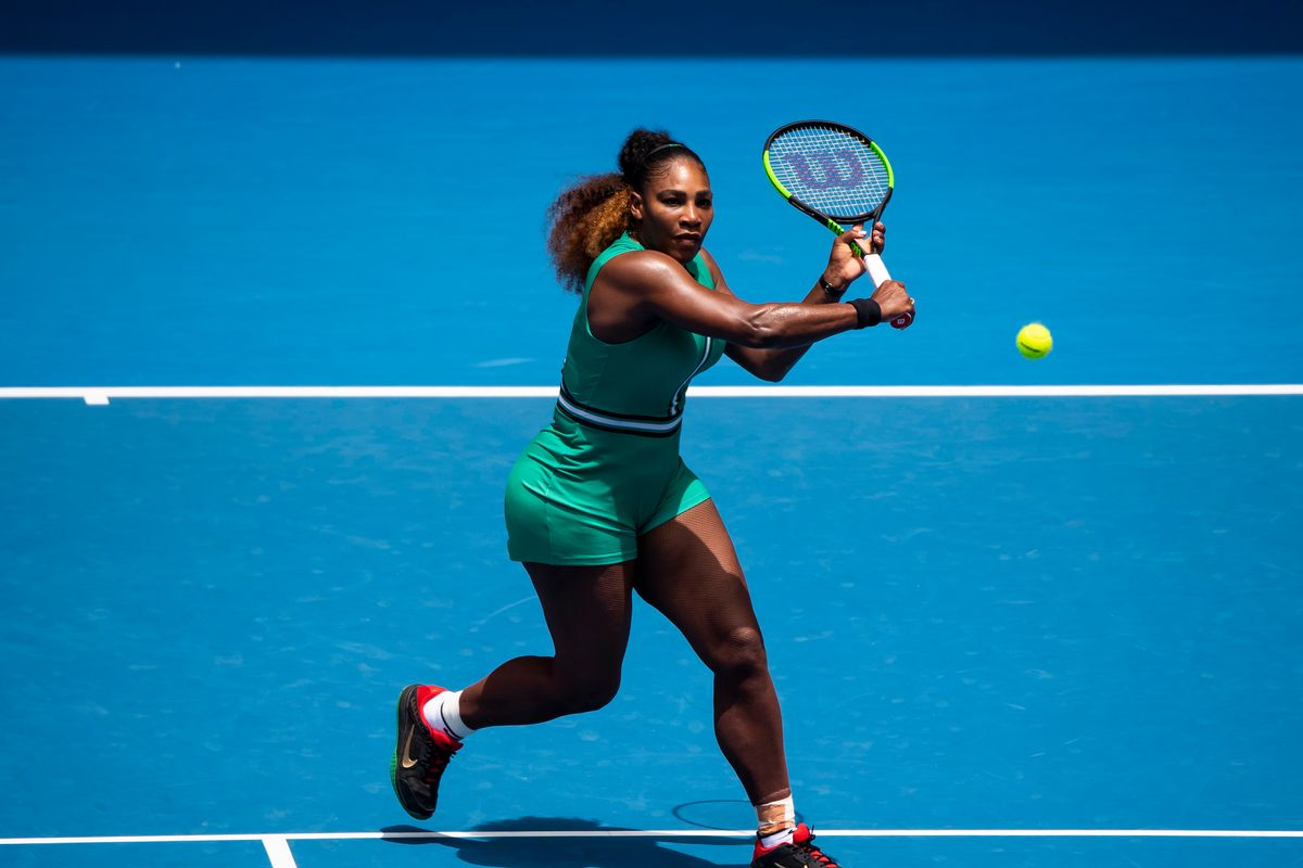 Serena Williams Revives the Spirit of the Catsuit in New Look