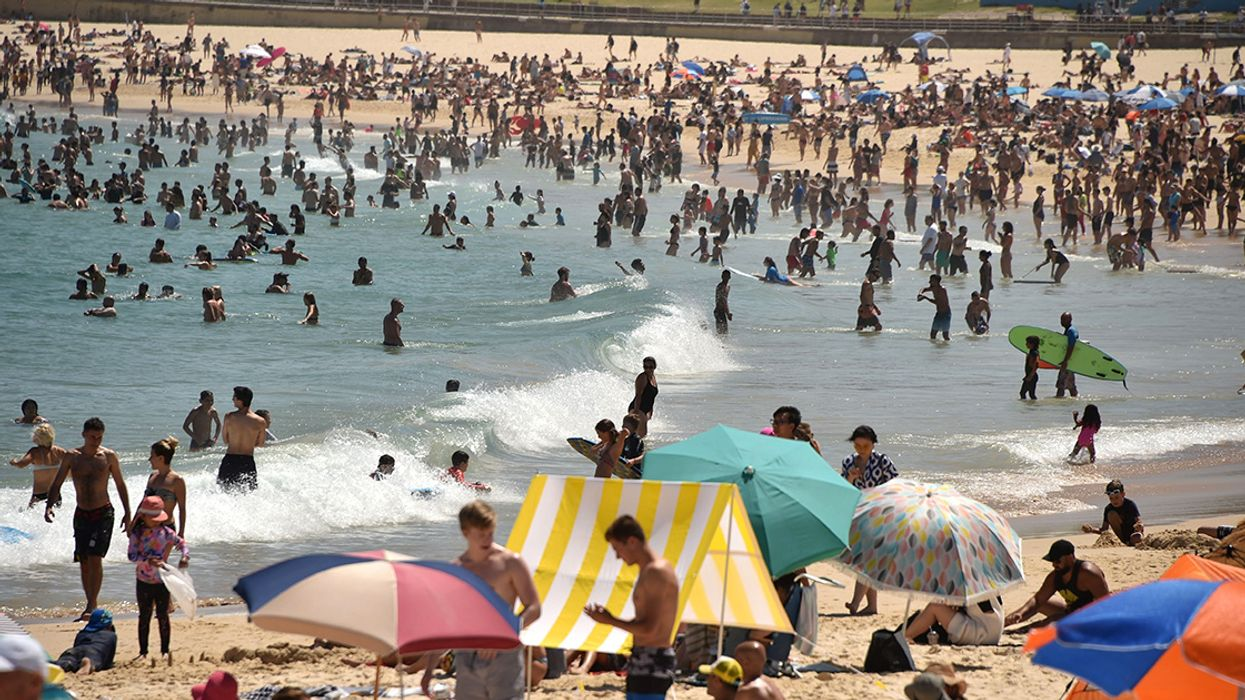 Record-Breaking Heat Wave Bakes Australia