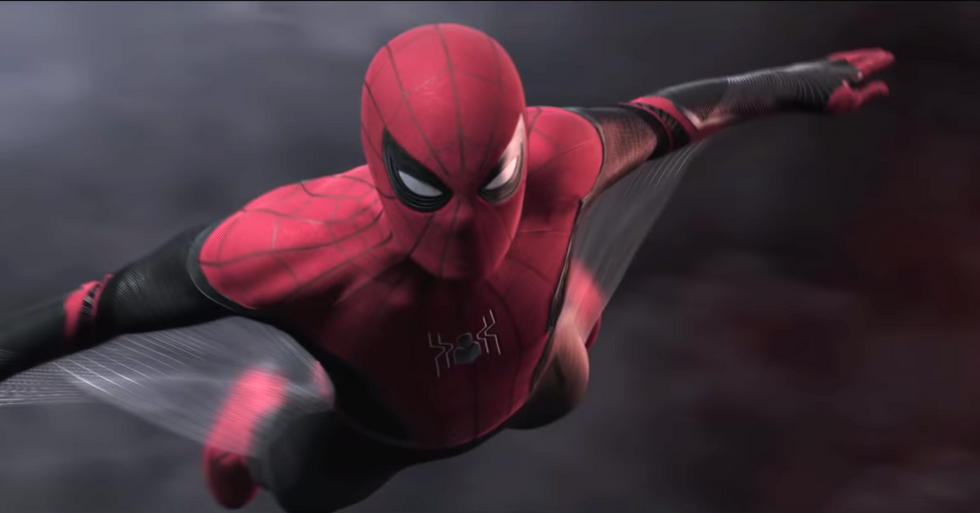 The 'Spider-Man Far From Home' Trailer Is Out And I Am Geeking Out