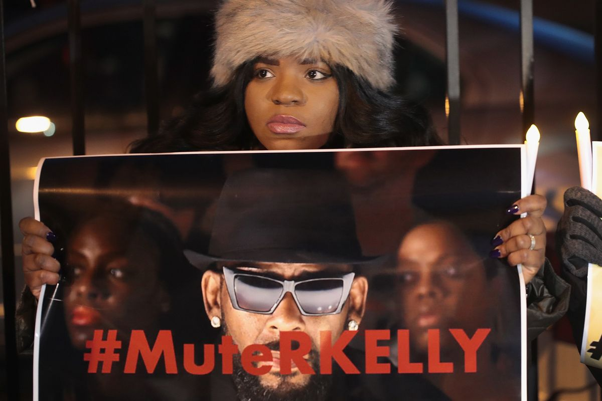 #MuteRKelly Co-Founder: 'We Have to Let Him Go'