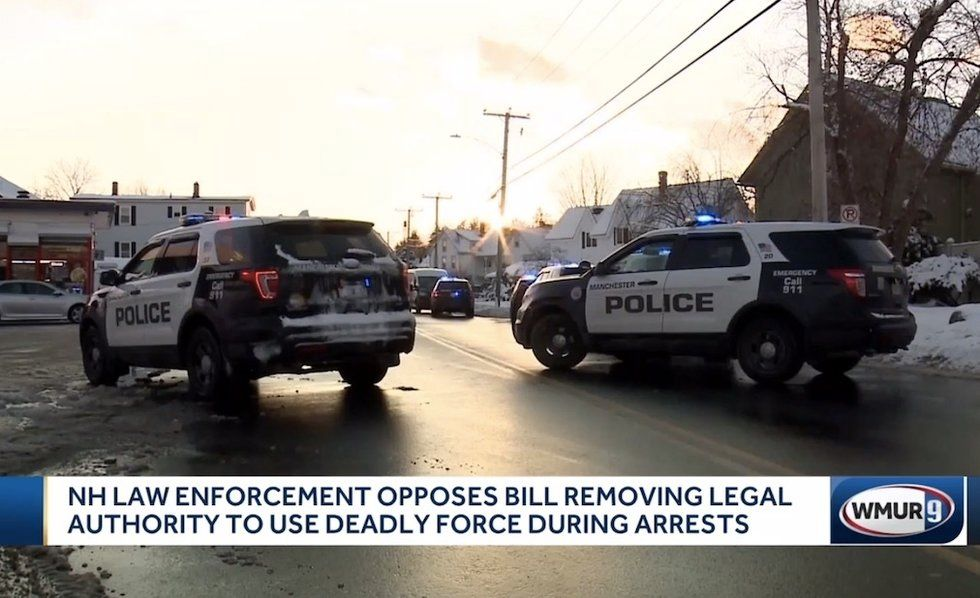 Police won't have authority to use deadly force in arrests
