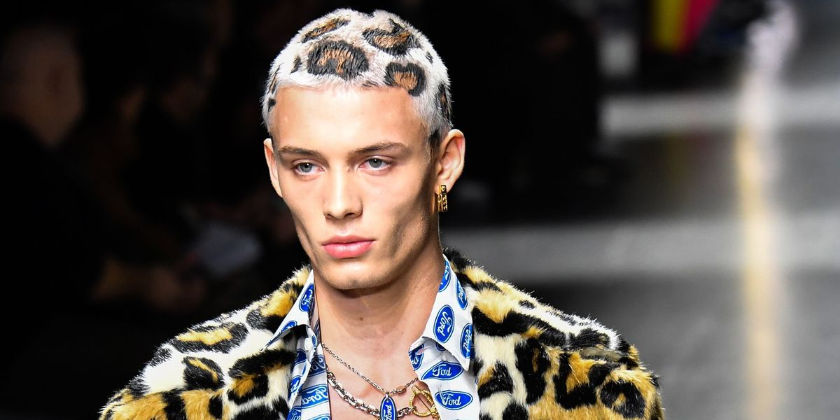 Nowstalgia: Versace's Leopard Print Hair Through Pop Culture