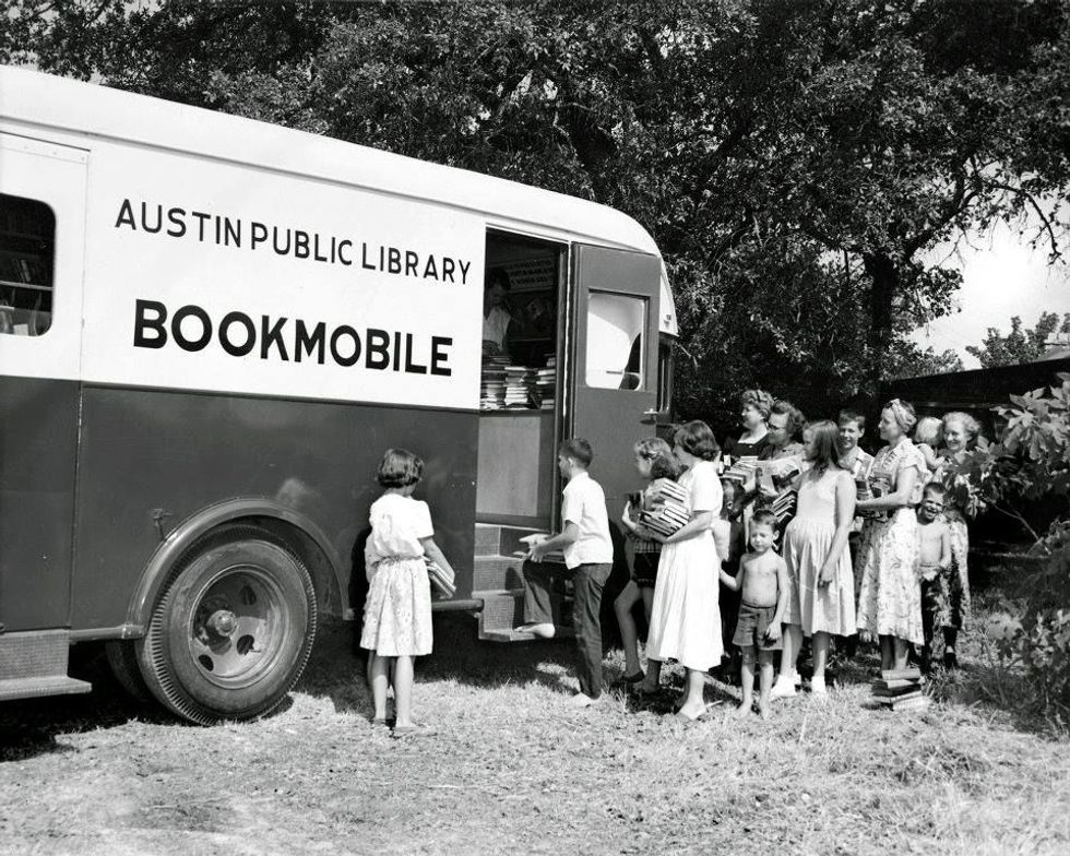 5 Historical Things that Changed  the City of Austin