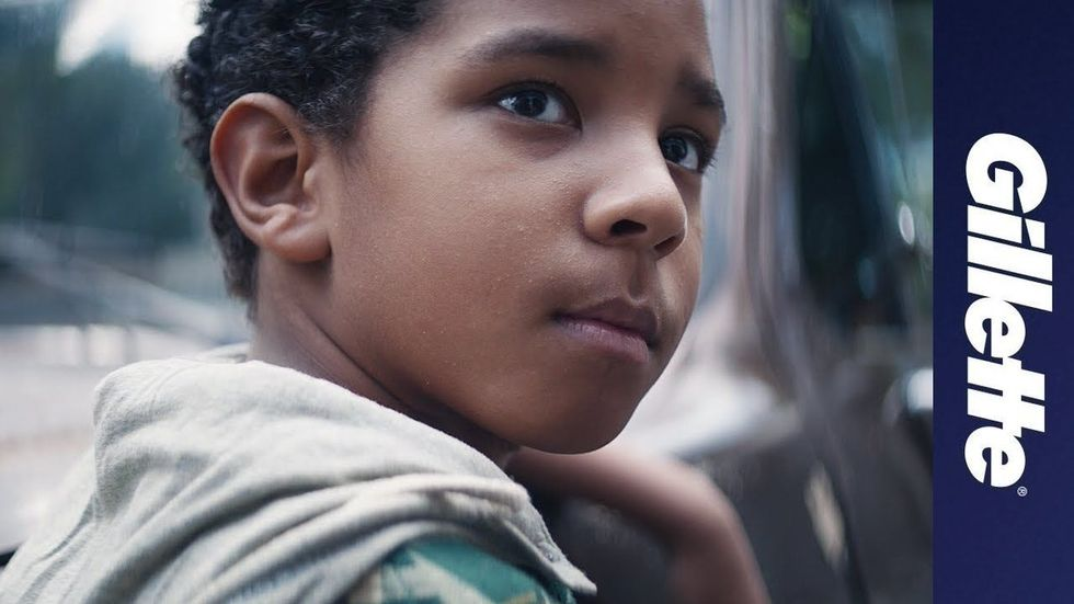 Gillette's New Commercial Calling Out Toxic Masculinity Is Actually Genius