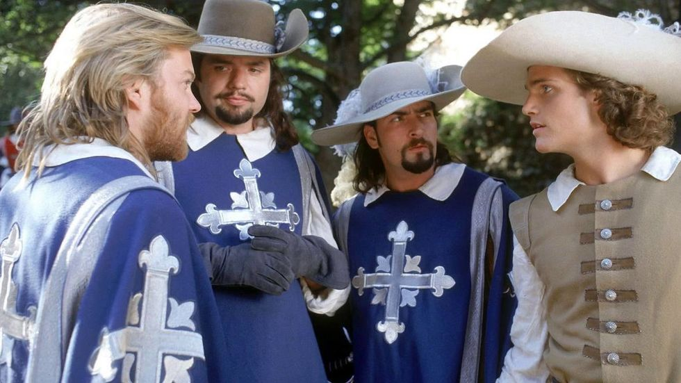 The Three Musketeer Movies Ranked from Best to Worst