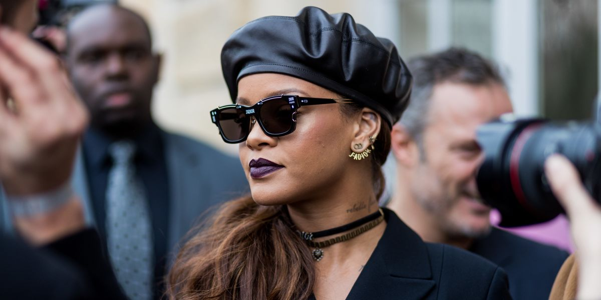 Rihanna Is Launching a Luxury Fashion House