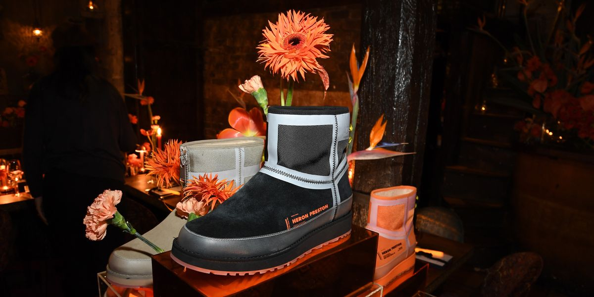 Heron Preston Takes on the Inescapable UGG