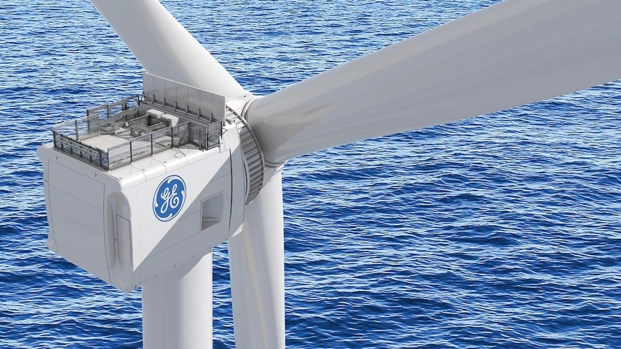 World's Largest Wind Turbine to Test Its Wings in Rotterdam