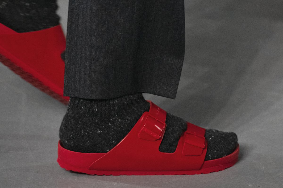 Valentino Just Made Your Dad High Fashion