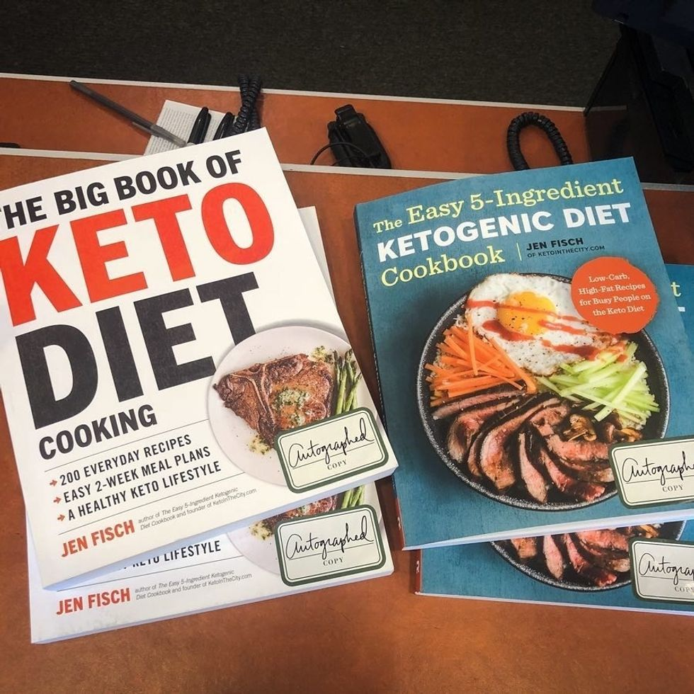 The Keto Diet Gets Rid Of Brain Fog AND Body Fat