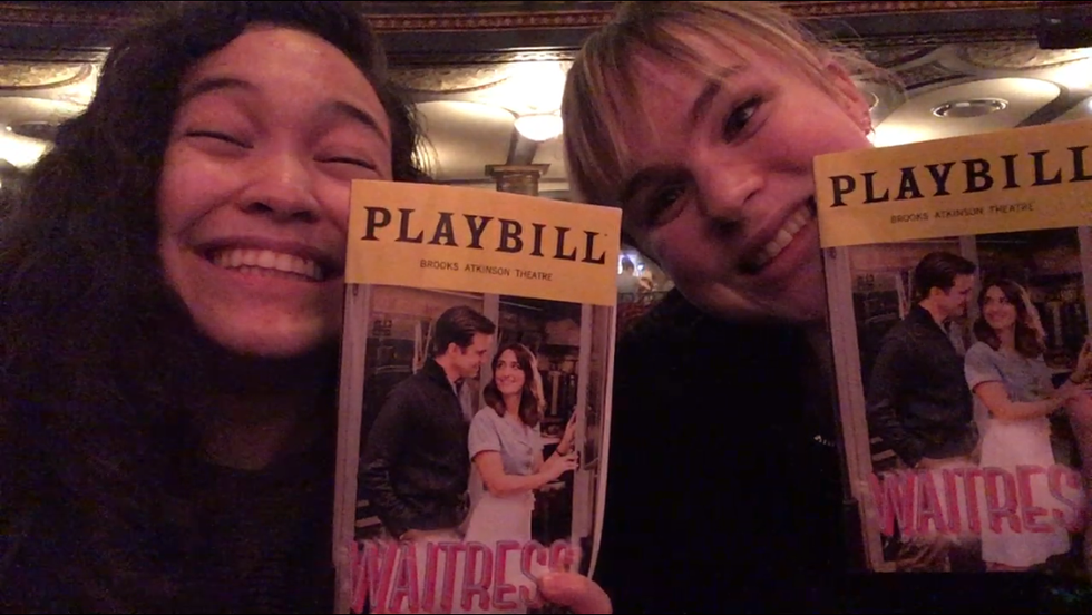 I Saw 'Waitress' On Broadway And Absolutely Loved It