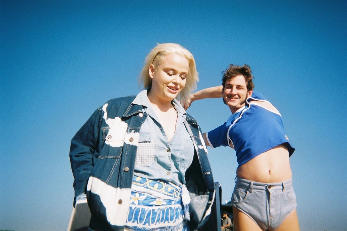 Behind the Styling of Troye Sivan's 'Lucky Strike' Beach Babes