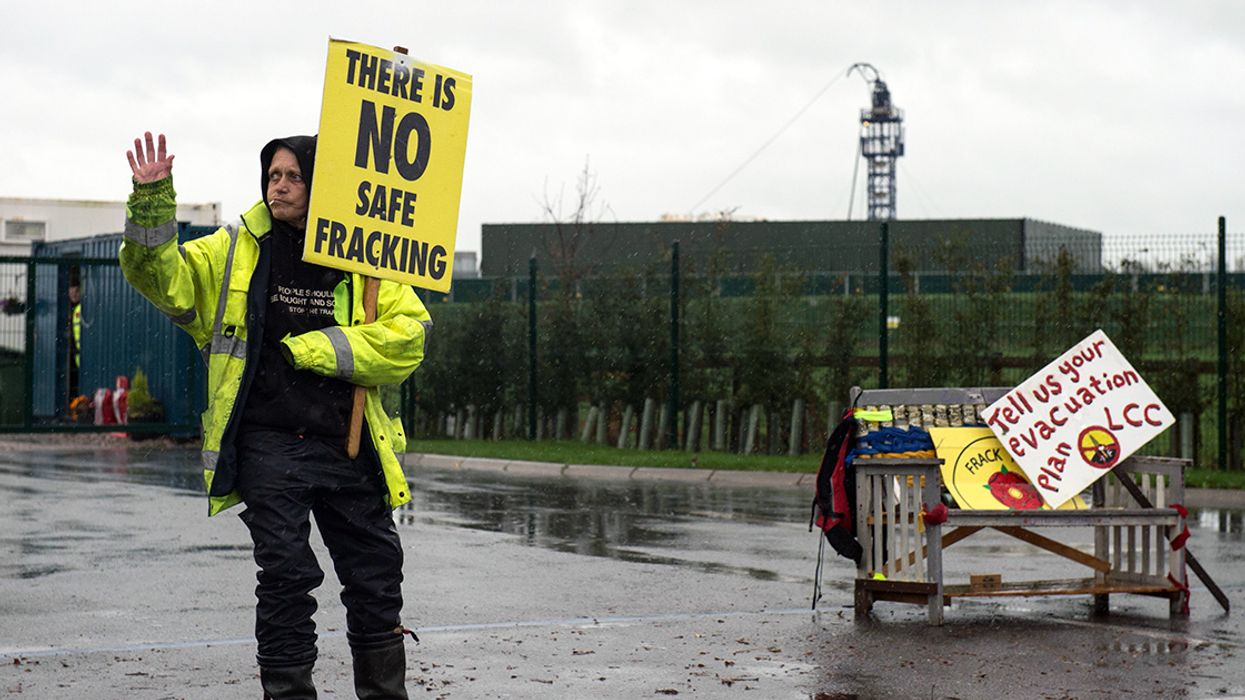 UK Fracking Paused Again After Largest Quake Yet