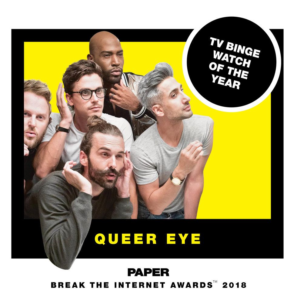 Here Are the PAPER Break the Internet Awards™ 2018 Winners