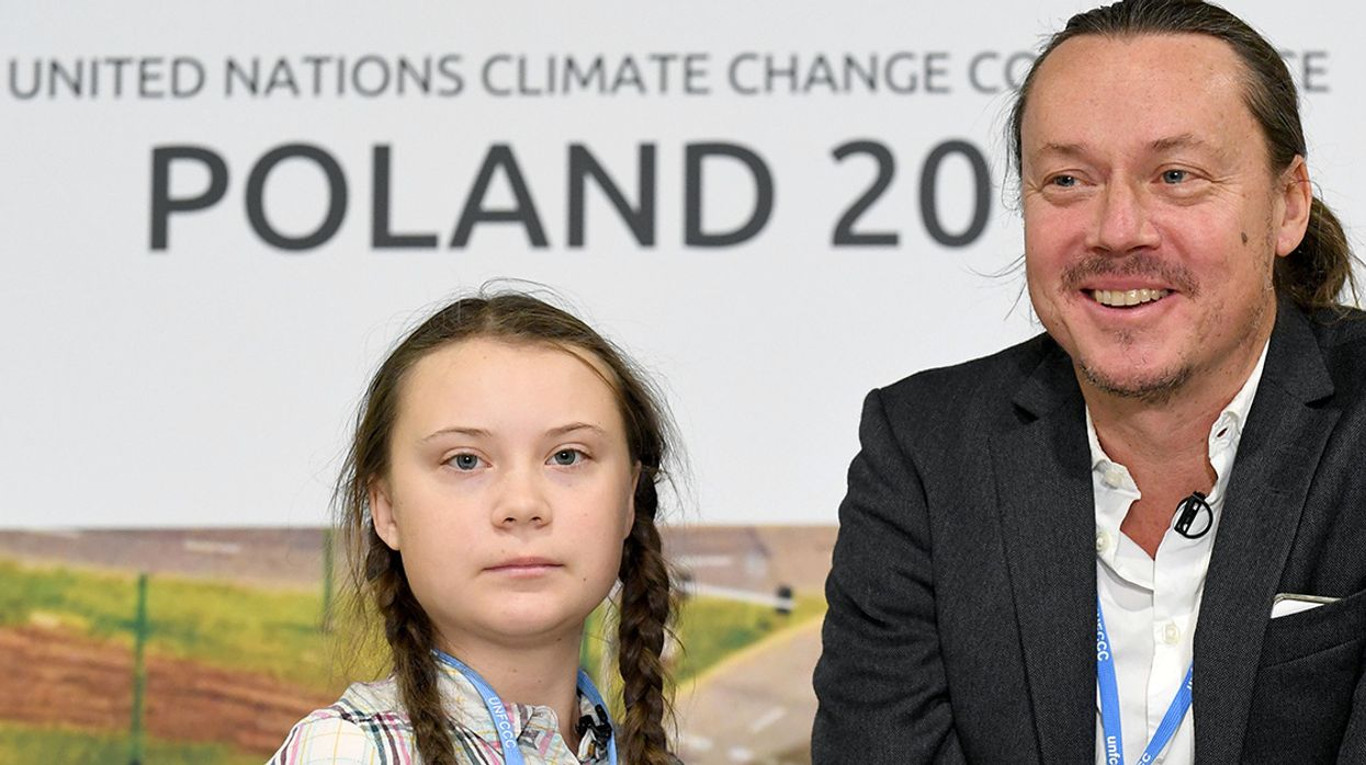 'We Need to Act Now': 15-Year-Old Greta Thunberg Calls for Global Climate Strike