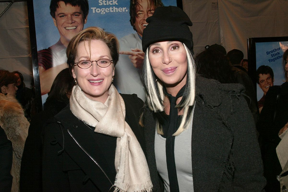 Hollyweird: Cher and Meryl Streep Prevented a Sexual Assault