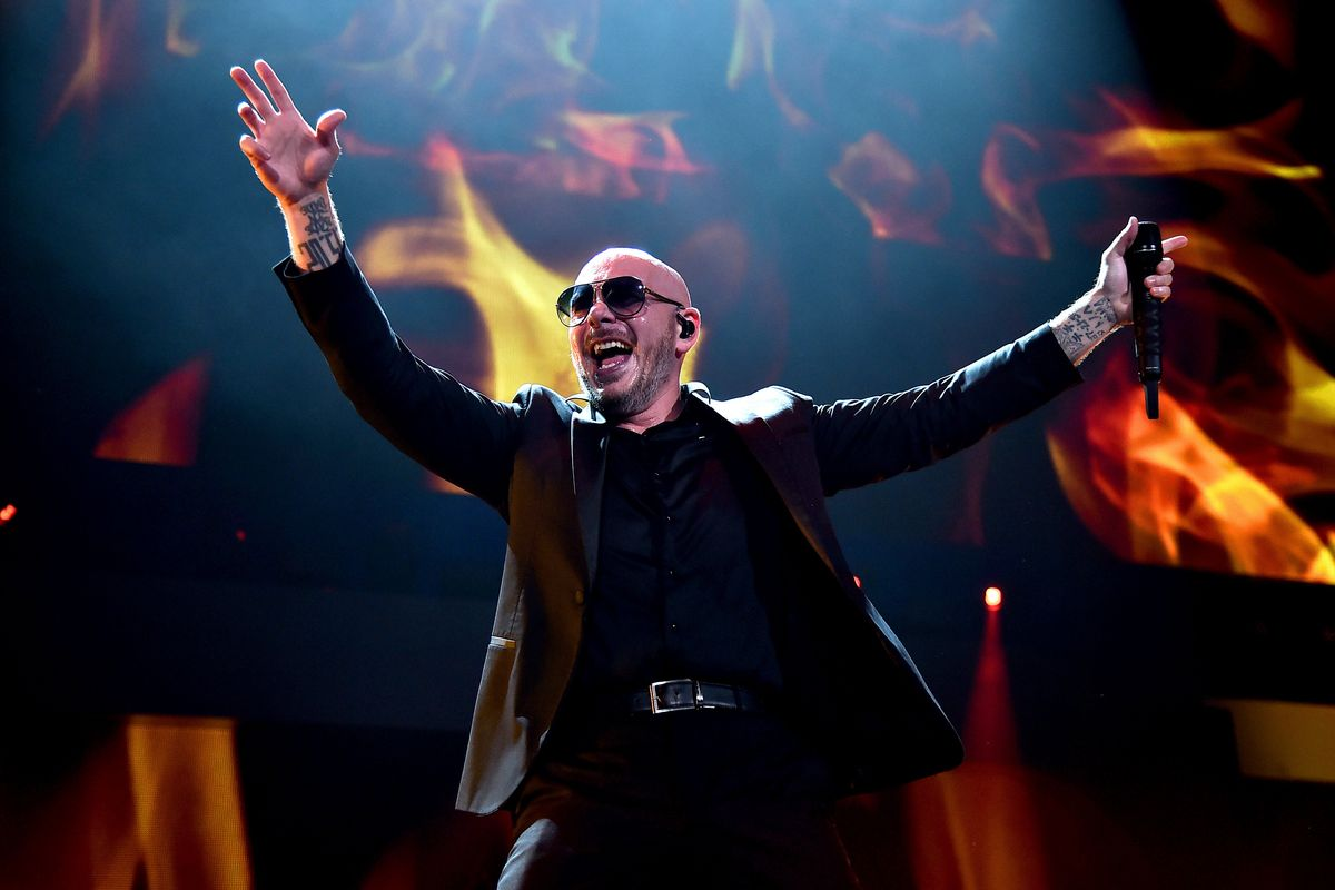 Pitbull Just Released a Strange Take on 'Africa' by Toto