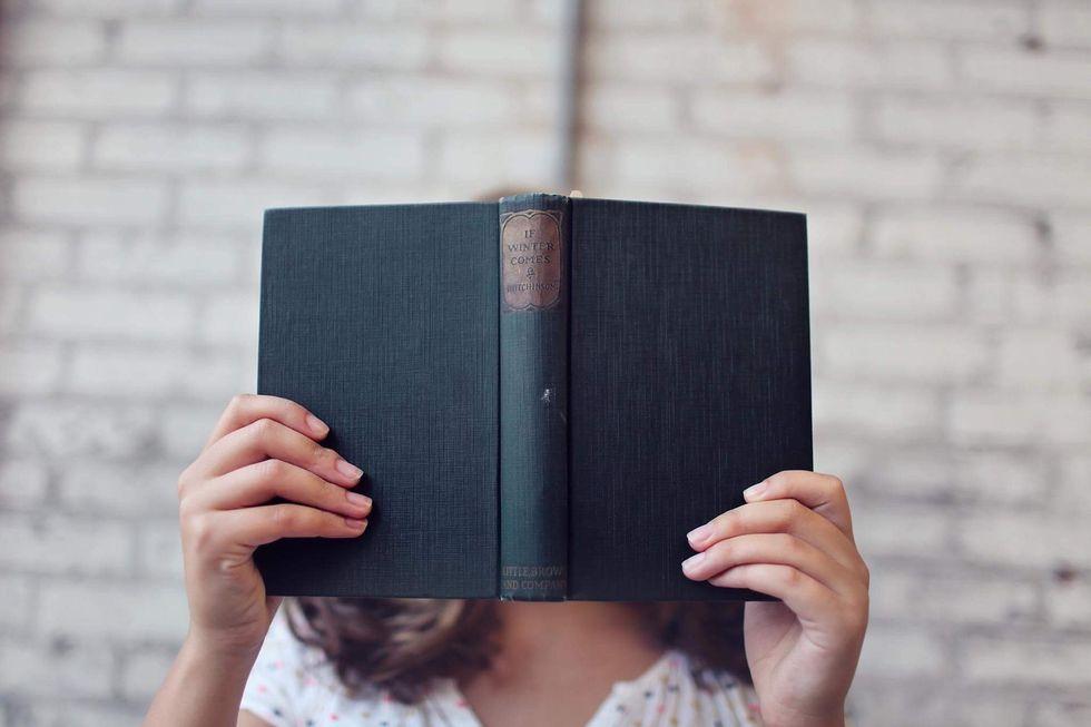 https://www.pexels.com/photo/blur-book-girl-hands-373465/