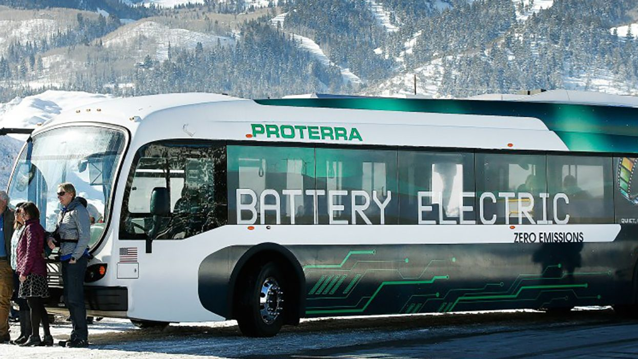 Buses Are the Electric Vehicle Everyone Should Be Talking About. Here's Why.