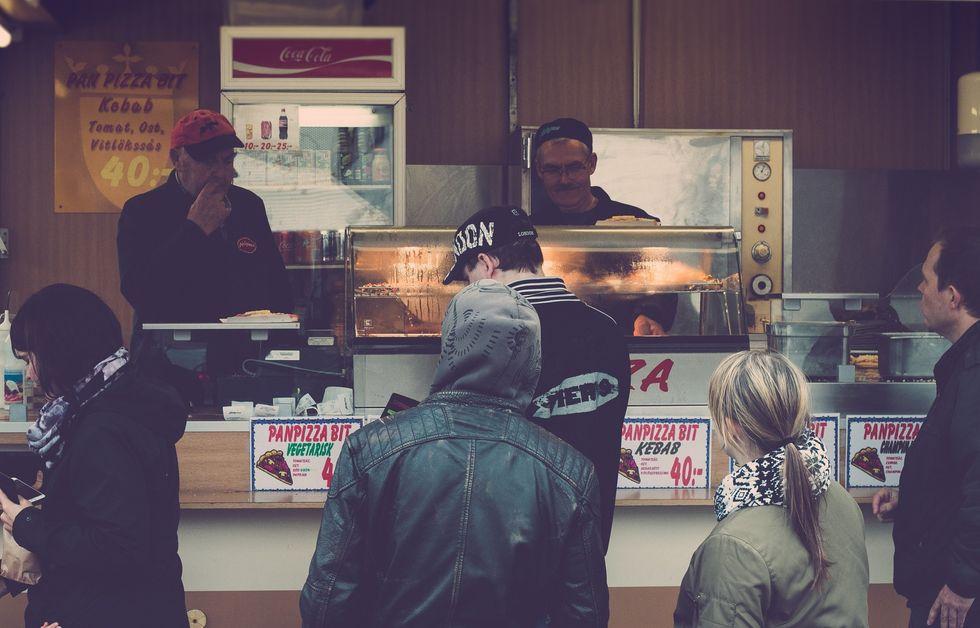 If Finals Week Days Were Fast Food Restaurants
