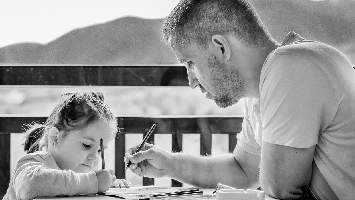 Being a father to a school-age girl makes men less sexist, new research suggests