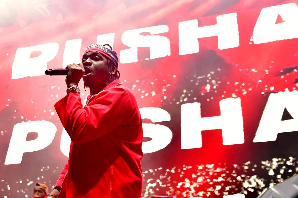Pusha-T Keeps Losing His Cartier Bracelets