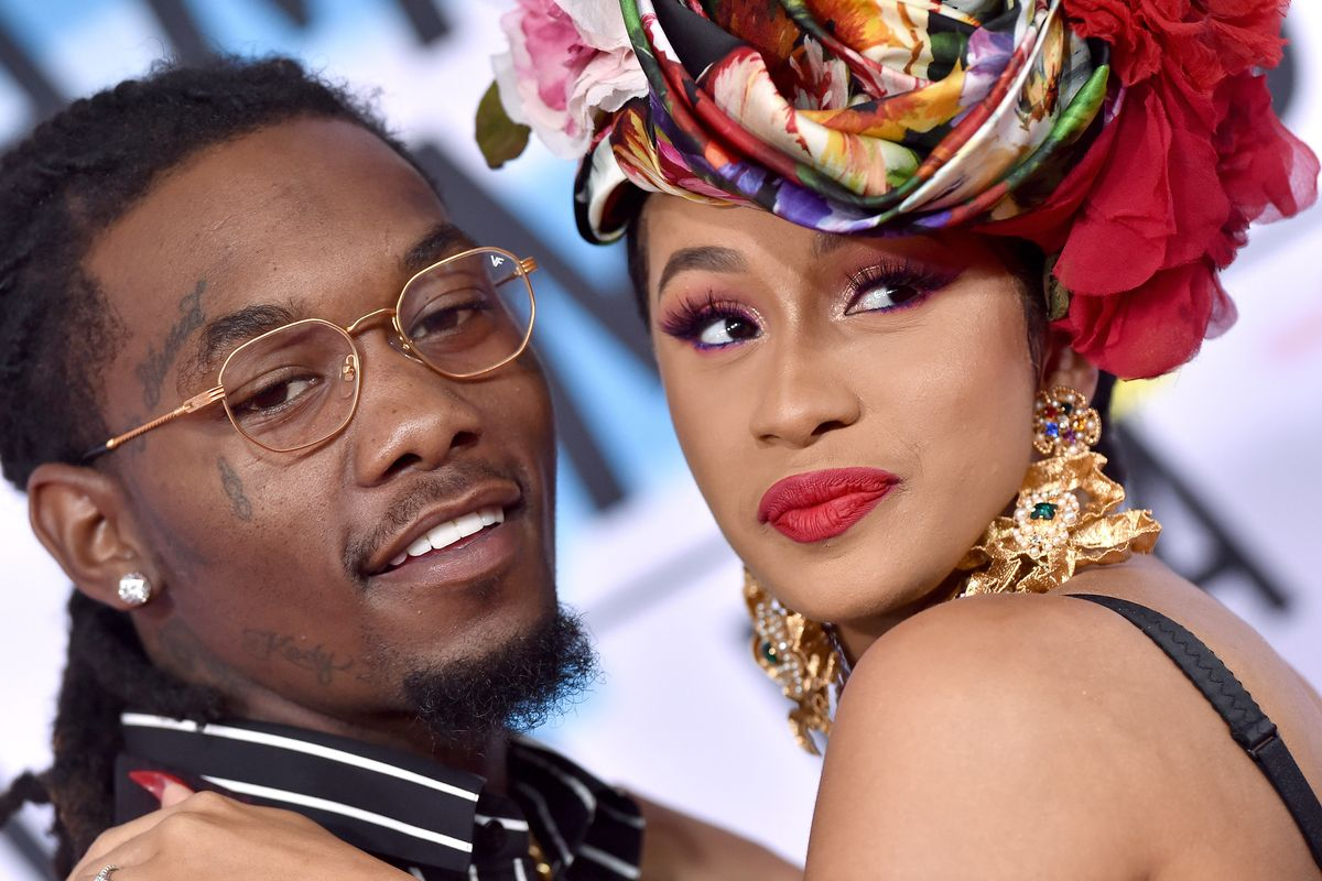 Offset's Apology Video To Cardi B Is Intense