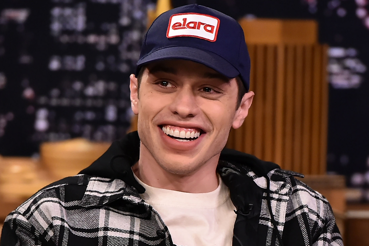 Pete Davidson Posts a Seriously Alarming Message