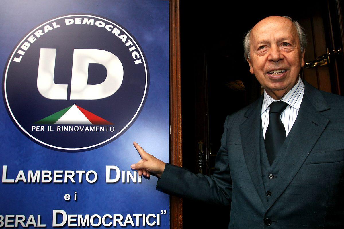 Lamberto Dini: «I tagli dei gialloblù alle pensioni d'oro faranno fallire l'Italia»
