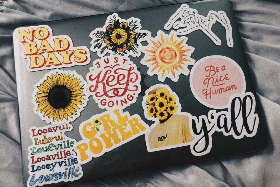 10 Red Bubble Stickers That EVERY College Student Needs On Their Laptop, ASAP
