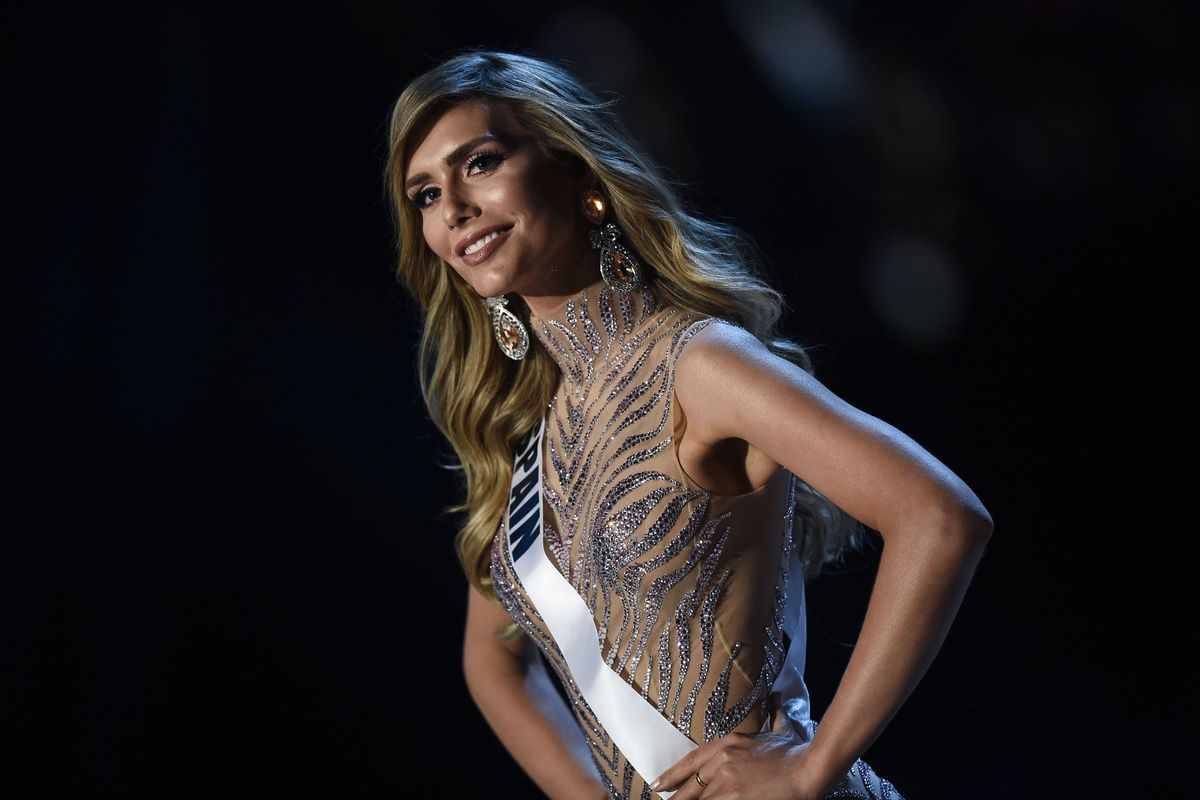 Angela Ponce Is Already a Winner