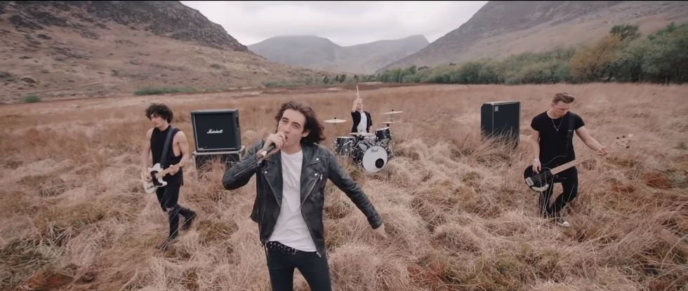 Thank You, The Faim, For Being A Positive Inspiration In Our Lives