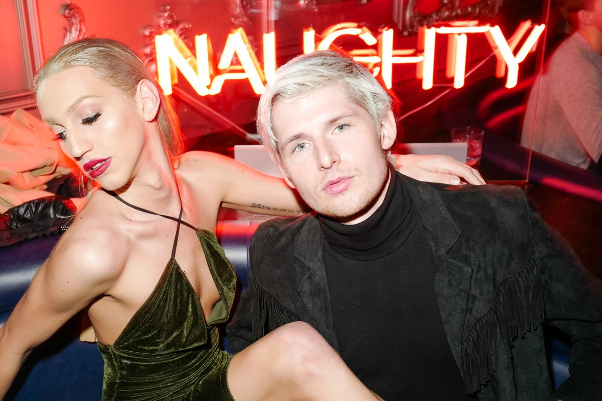 Chappy App and PAPER Host a 'Naughty' or 'Nice' Holiday Evening