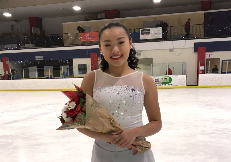 Figure Skating Is A Mental Game