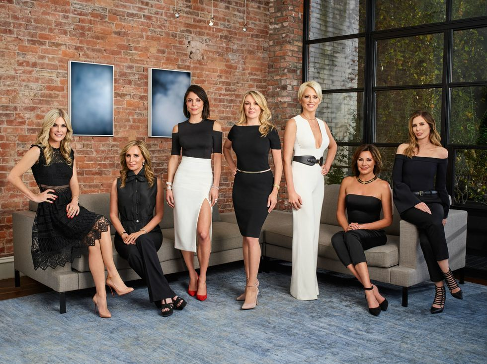 Every Member Of Your Squad, As Told By 'The Real Housewives Of New York'
